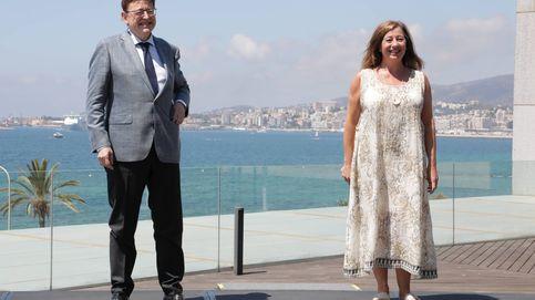 Baleares y Valencia estrenan una cumbre bilateral inédita con un ojo en los eurofondos
