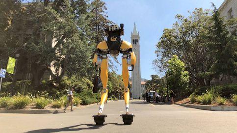 Este robot ha aprendido a andar por sí solo