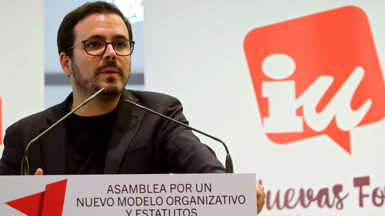 Libertad con cargos para el hombre que intentó agredir a Alberto Garzón