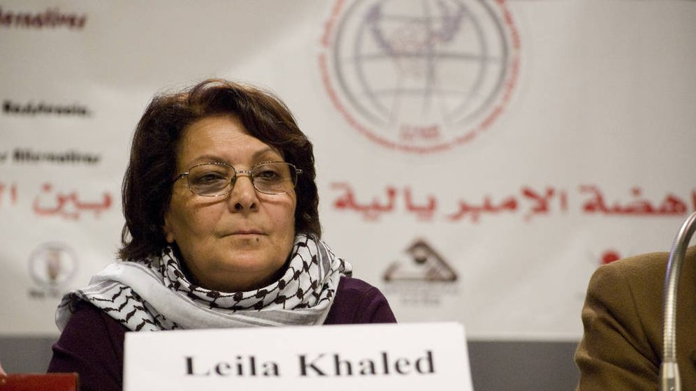 Foto: Leila Khaled.