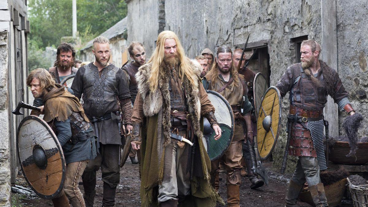 Historia El Año Que Los Andaluces Decapitaron A Los Feroces Vikingos
