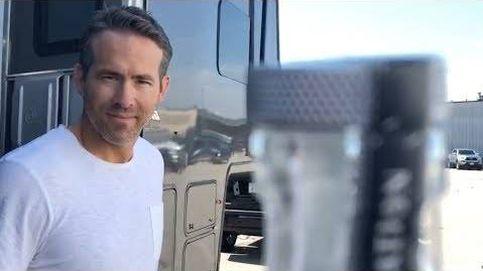 Ryan Reynolds y su fracaso en el #BottleCapChallenge