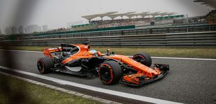 Post de Alonso, 13º en China:
