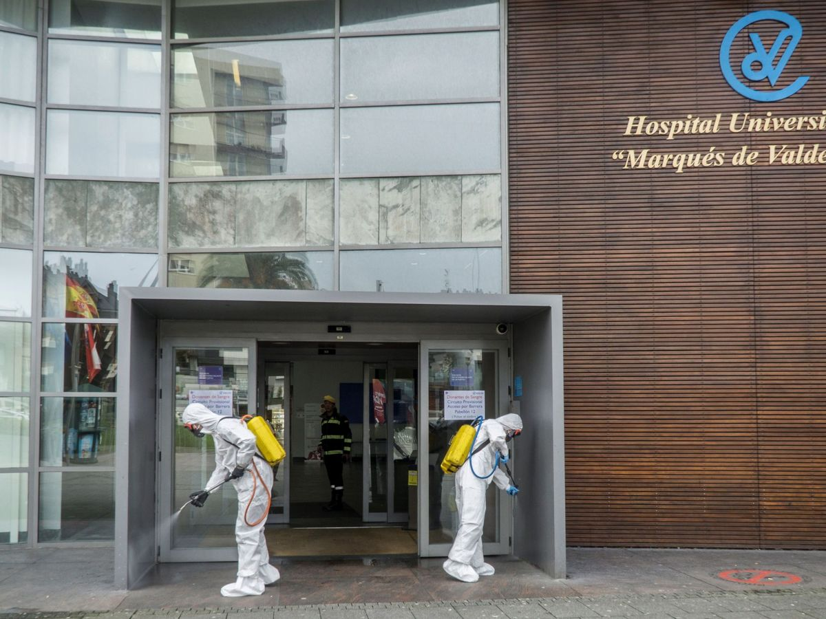 Foto: Cantabria, con nueve, es la comunidad con menos pacientes de covid-19 en la UCI. (EFE)