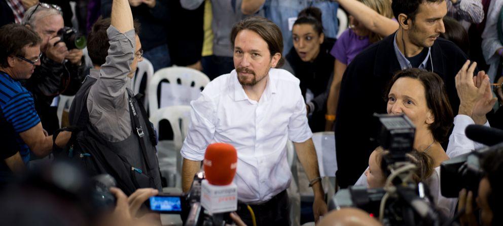El algoritmo del Podemos de Pablo Iglesias para 'hackear' la opinión pública