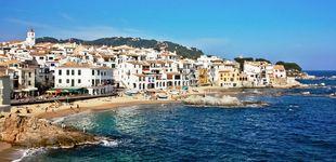 Post de Calella, un pueblo de verano perfecto para escaparse en invierno (junto al mar)