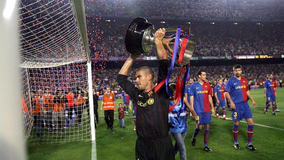 Víctor Valdés y una nueva hoja en su carácter: deja el fútbol para ser productor