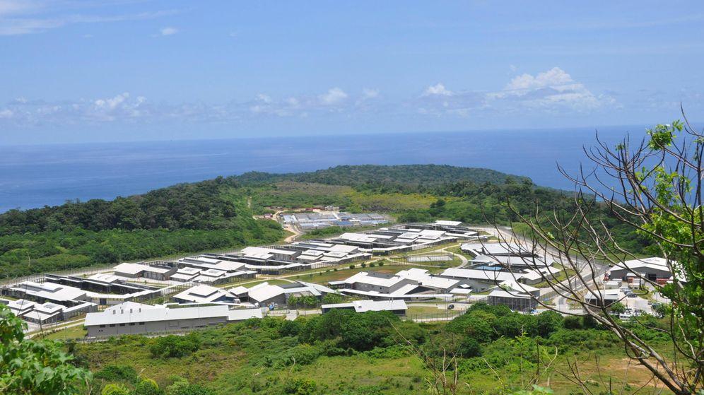 Foto: El centro de detención australiano en la isla de Navidad cerró en 2018 (Reuters)