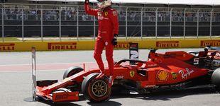 Post de Fórmula 1: Vettel logra la pole en Canadá y sanción para un Carlos Sainz que falló (12º)