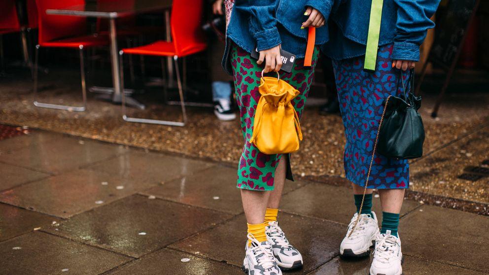 Las zapatillas deportivas de Zara de 23 euros que usarán las mujeres con estilo