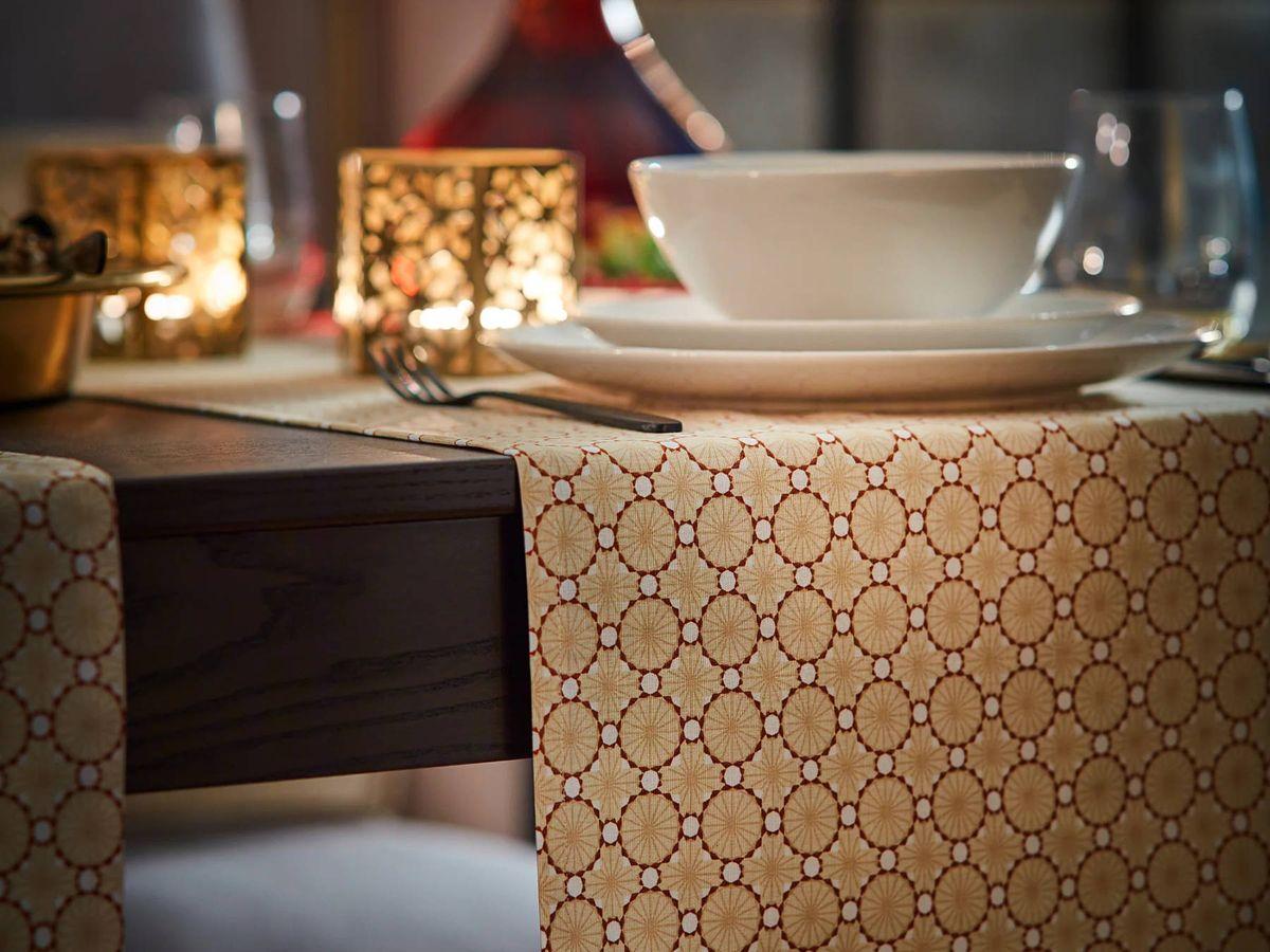 Foto: Complementos de Ikea para vestir tu mesa. (Cortesía)
