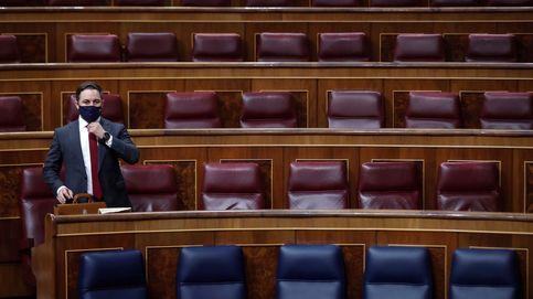 China, Trump y las multinacionales: Vox consolida en la moción su antiglobalismo