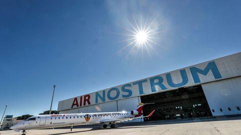 Air Nostrum pide un rescate de 103M a la SEPI para afrontar las pérdidas del covid