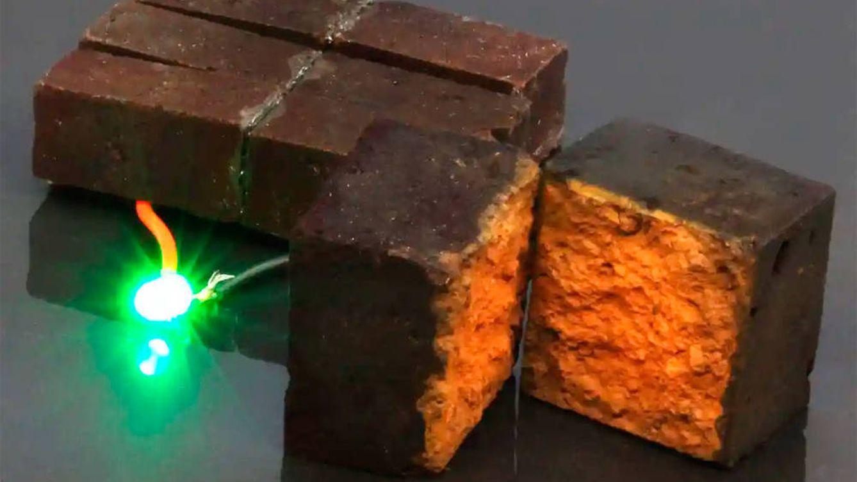 Ladrillos que se convierten en baterías: nanotecnología en la construcción
