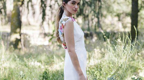 Enamórate de 5 vestidos de novia con detalles que no dejan indiferente