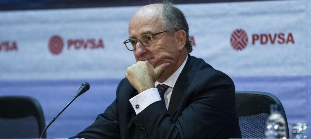 Foto: Antonio Brufau, presidente de Repsol (EFE)