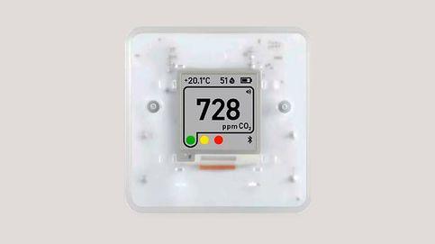 48 horas con un medidor de CO2: identificando los puntos calientes