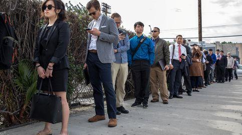 Wall Street celebra la caída del desempleo hasta mínimos de 1969