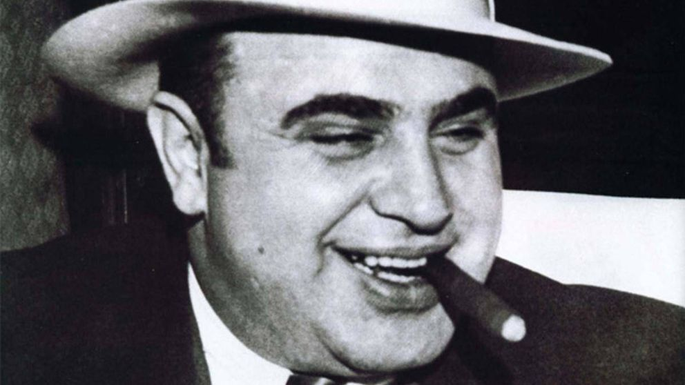 La teoría de Al Capone que explica cómo funciona la mente de los criminales