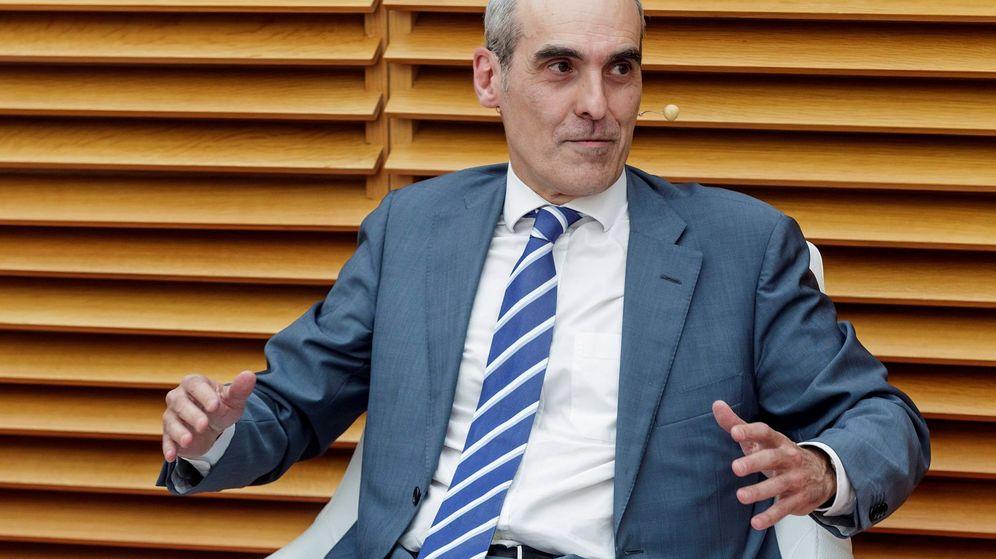 Foto: Alejandro Luzón en una imagen de archivo. (EFE)