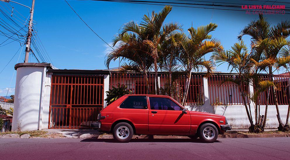 Foto: En esta humilde vivienda de la calle Blancos de la localidad de Pocora (Costa Rica), se encuentra domiciliada la presunta sociedad instrumental que usaron Granados y Marjaliza para ocultar fondos ilegales en Suiza. (David Bolaños)
