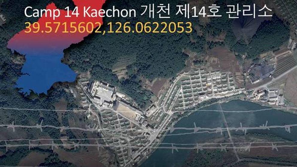Los 10 mandamientos de un campo de concentración en Corea del Norte