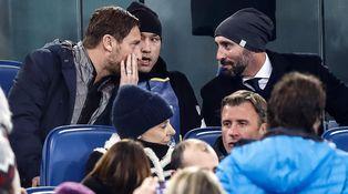 Monchi, de temblarle las piernas con Totti, a entender por qué tantos chistes sobre él