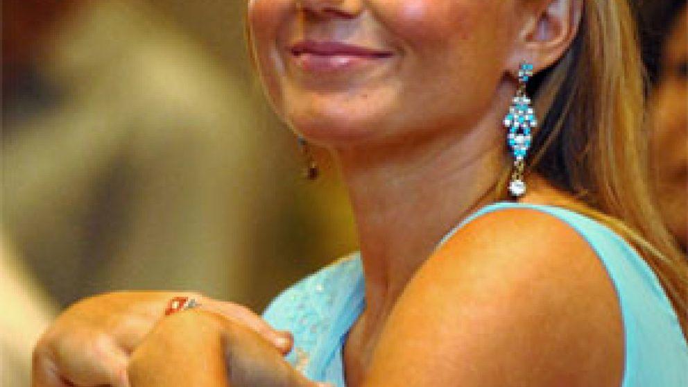 Geri Halliwell reconduce su carrera televisiva