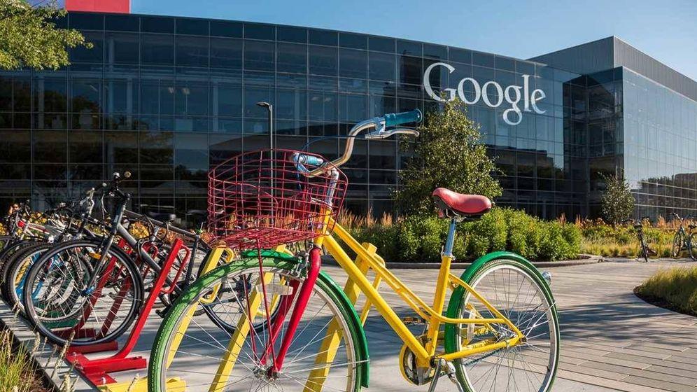 Foto: No todo es de color de rosa en Google.