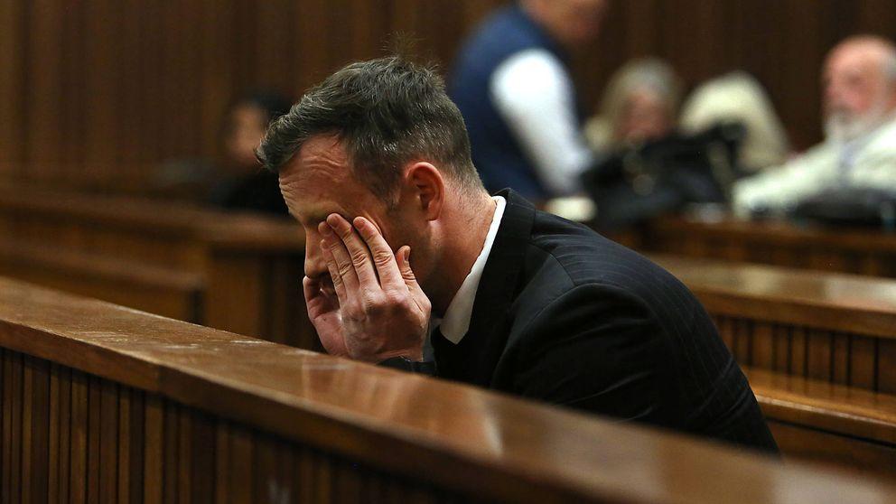 Oscar Pistorius podría pasar un mínimo de 15 años entre rejas