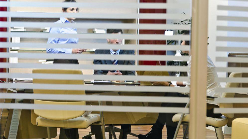Foto: Una reunión en una oficina. (iStock)