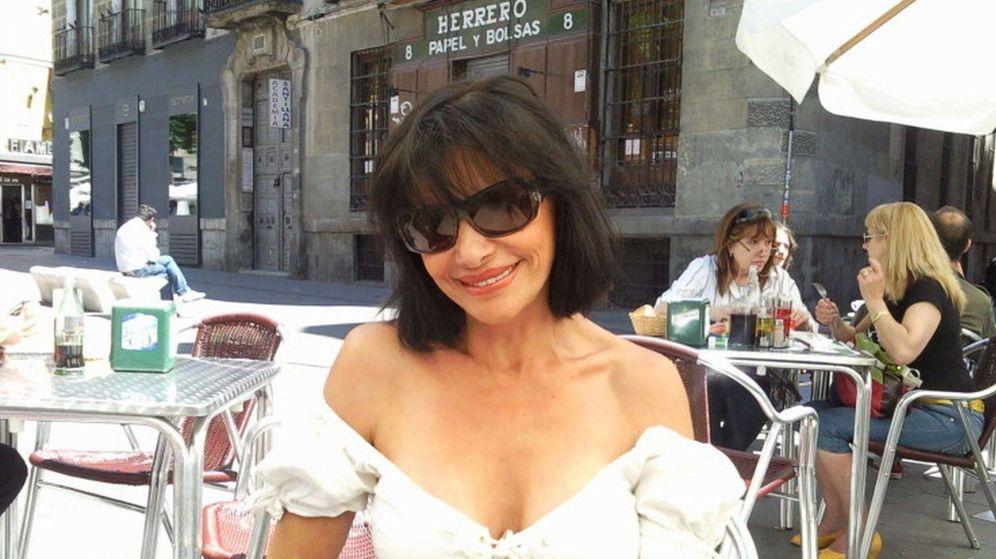 Foto: María Edite en una imagen de archivo. (RRSS)