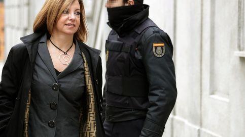 Meritxell Borràs, la primera procesada que anuncia en público que pedirá el indulto