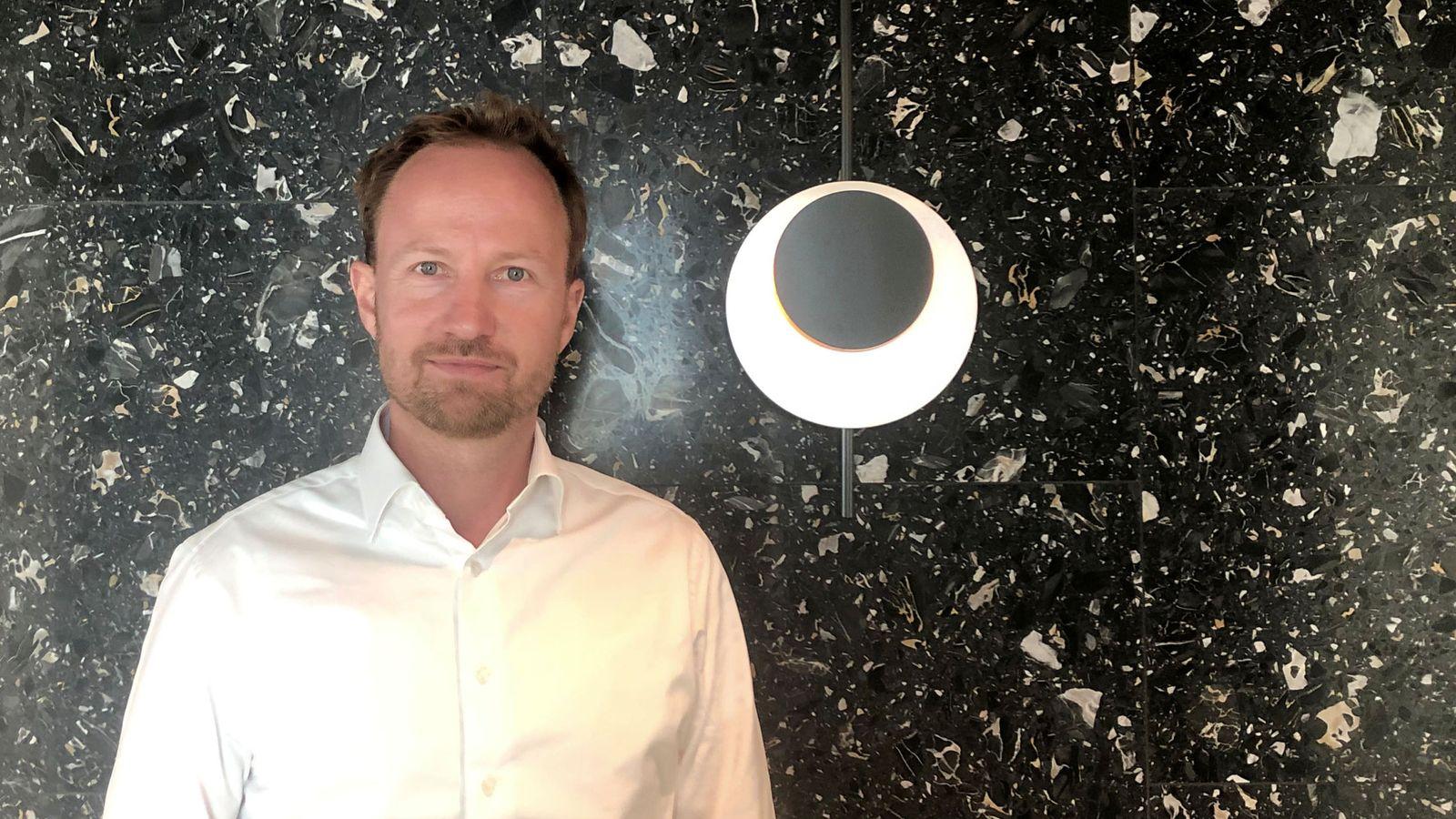 Foto: El CEO de EQT, Christian Sinding. (Reuters)