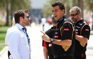 De Benetton a Lotus: Ragazzi... nosotros hacemos jerseys