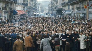 La gran paradoja: mayo del 68 como origen del liberalismo moderno