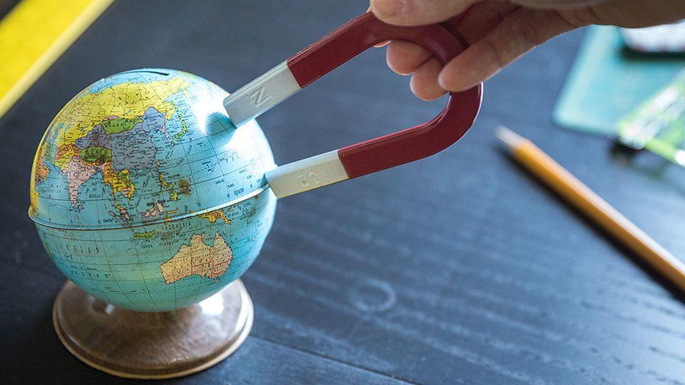 Qué pasa cuando los polos magnéticos de la Tierra se invierten