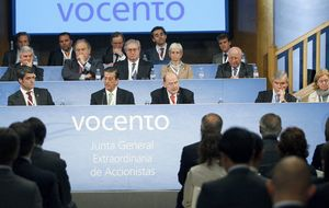 Ybarra comunicará su adiós en la junta de Vocento en pleno baile de fusiones