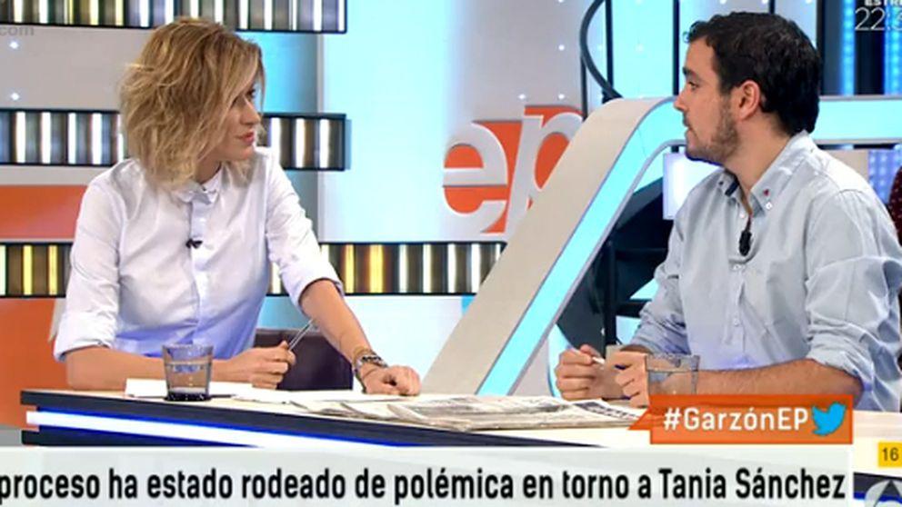 Alberto Garzón acude a la llamada de Susanna Griso