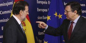 """Foto: Carta de Rajoy a la UE tres días antes del rescate: """"La situación es insostenible"""""""