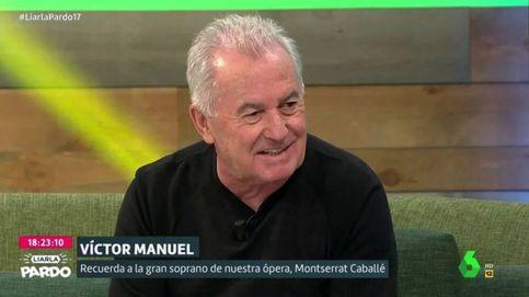 Víctor Manuel habla claro: Pablo Iglesias era un estorbo