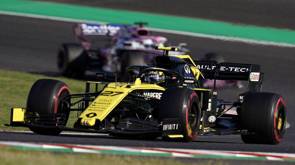 Foto: Racing Point denunció a Renault en el Gran Premio de Japón. (EFE)