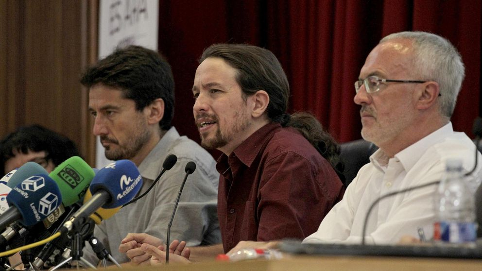 Teléfonos rusos y facturas falsas en la guerra de Podemos en Valencia