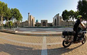 Samarkand, etapa final y encuentro con la historia de Ruíz González de Clavijo