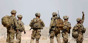 Post de Trump aprisiona a EEUU en su eterna guerra de Afganistán