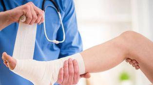 ¿Qué tratamiento es el más adecuado para curar correctamente un esguince?