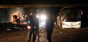 Post de Dos muertos y 12 heridos en un atentado contra un autobús de turistas en El Cairo