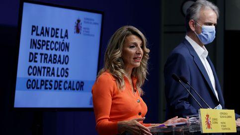 Moncloa confía a Yolanda Díaz el papel para fortalecer las alianzas parlamentarias