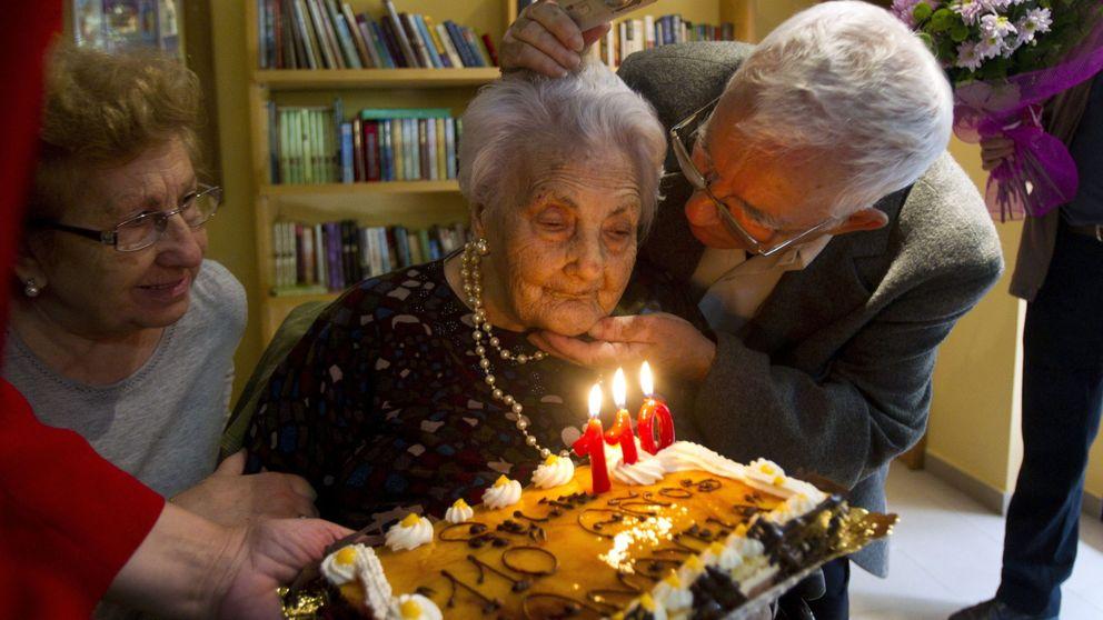 Ana Vela, la persona más longeva de la historia de España con 114 años