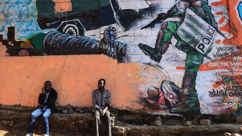 Mural en Nairobi